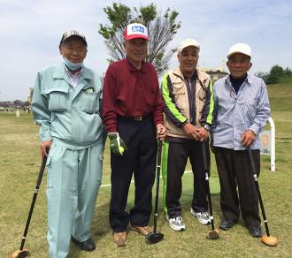パークゴルフ大会