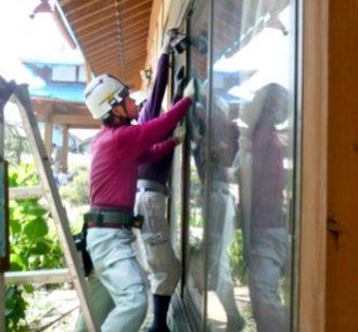 熊本地震支援 建築ボランティア