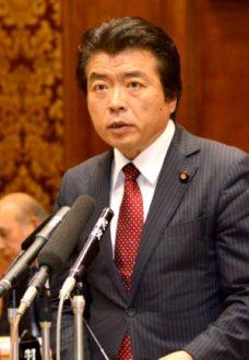 仁比聡平議員(日本共産党)