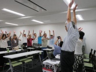 0831連帯集会 九州の原告団