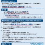持続化給付金について 4月28日更新
